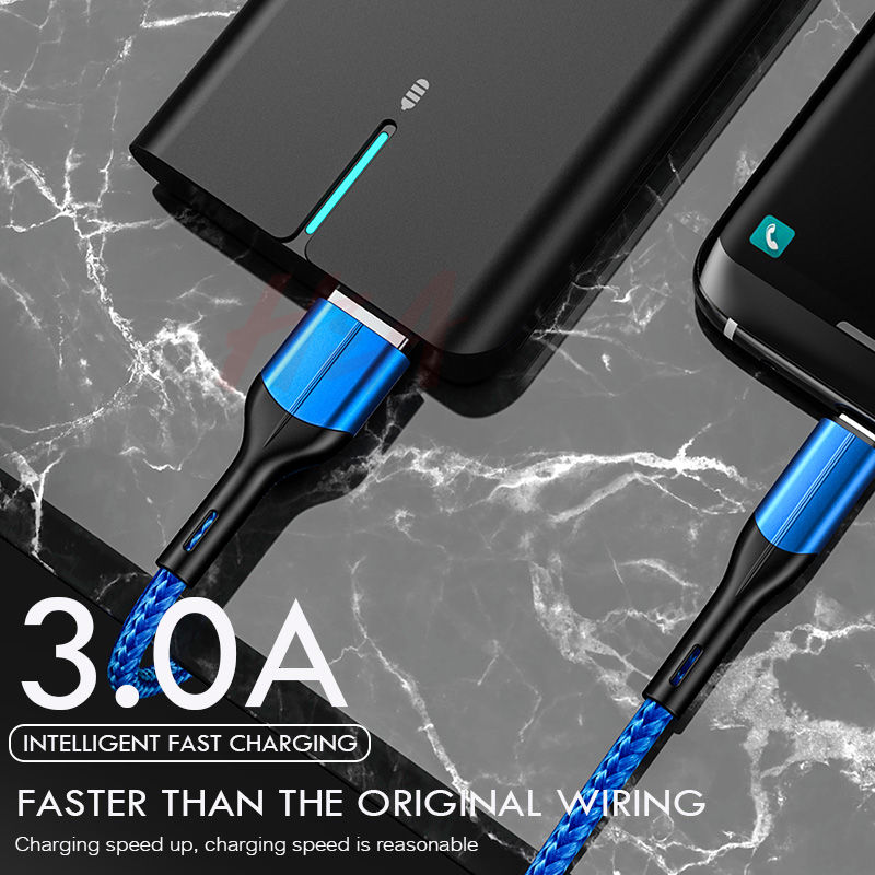 Micro USB Cable Charger for Samsung Galaxy S7 S6 Fast Charging Mobile Phone Charger Cord for Huawei Tablet USB Cable Wire Pakistan