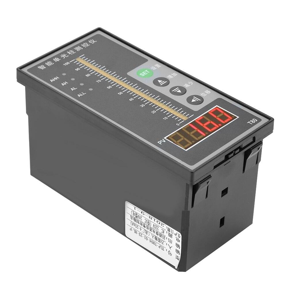 Affichage de niveau de liquide colonne de contrôle de pression intelligente transmetteur de niveau 4-20MA affichage de niveau d'eau outils de mesure - 3