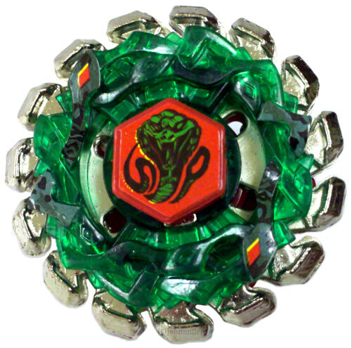 Poison Serpent SW145SD BB 69 Metal Fusion 4D Beyblade