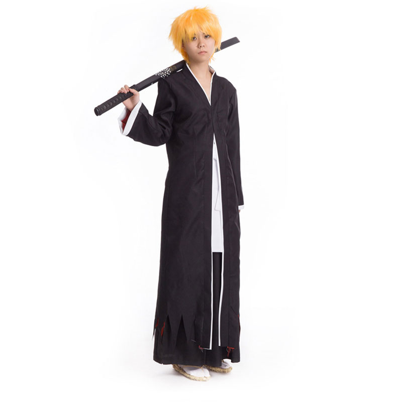 popular ichigo bankai costume