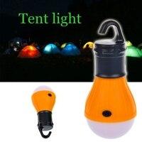 미니 휴대용 랜턴 비상 전구 배터리 전원 캠핑 야외 캠핑 텐트 액세서리 야외 해변 텐트 라이트