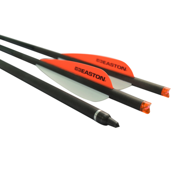 12X20 inch Crossbow Bolts Carbon Arrows  for Archery Hunting Shooting Adjustable Points