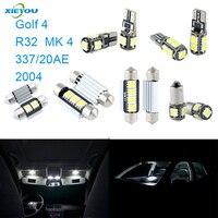 8pcs LED Canbus Interior Lights Kit Package For Volkswagen VW Golf IV R32 MK IV 337