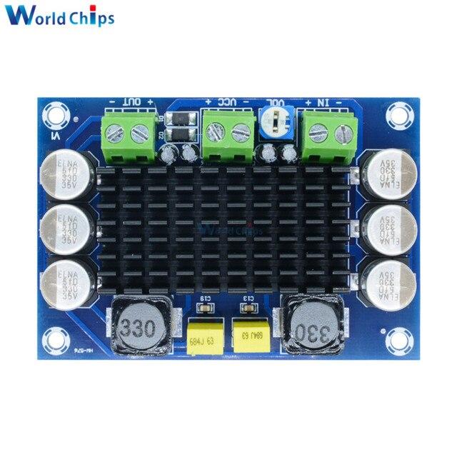 US $3 72 20% OFF|TPA3116 TPA3116DA DC 12V 26V 100W Mono Channel Digital  Audio Amplifier Board Stereo AMP Module High Power Supply Voltage-in