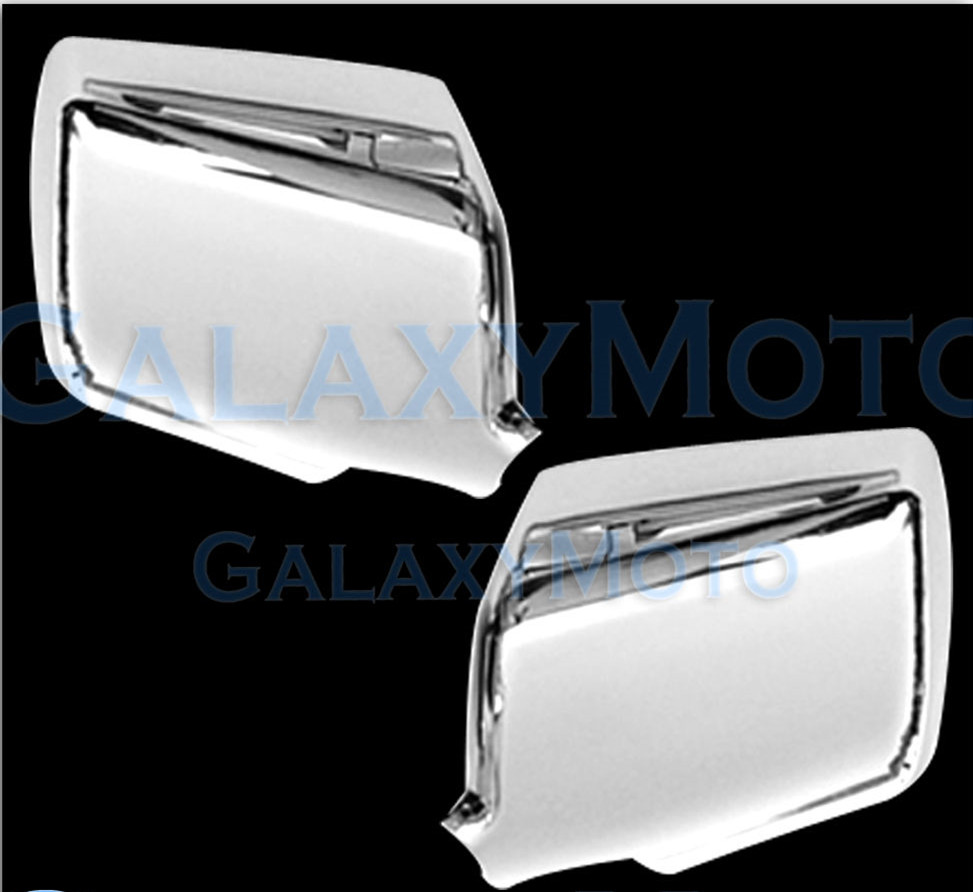 XYIVYG 07-10 For FORD EXPLORER / EXPLORER SPORT TRAC Triple Chrome plated Full Mirror Cover nitro triple chrome plated abs mirror 4 door handle cover combo