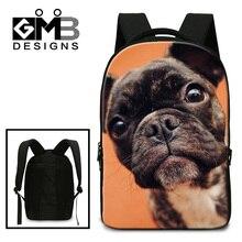 Dispalang марка дизайнер животных рюкзак путешествия для мужчин женская мода практические плечо bookbags рюкзак мужчин ноутбук рюкзаки
