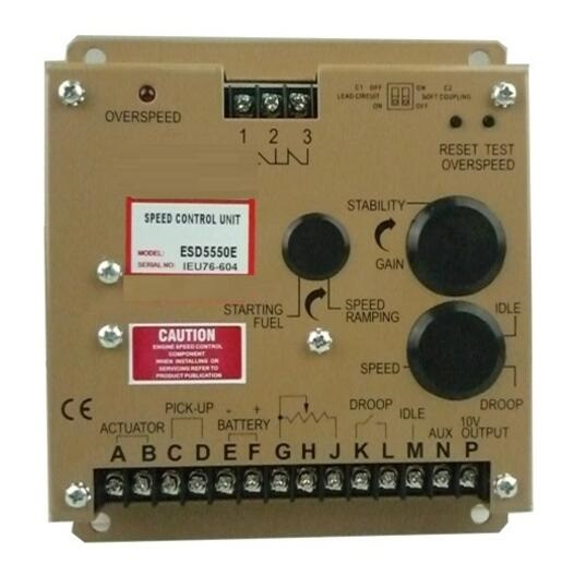made in china generator controller ESD5500E made in china sun yat as001215