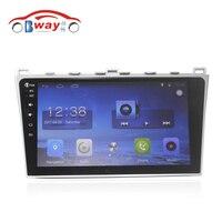 Bway 10 2 Quad Core Car Radio Gps Navigation For MAZDA 6 2008 2010 Android 6