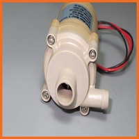 large flow brushless water pump full sealed centrifugal pump shower bath heat pump circulating pump WDB 38A 12 24V