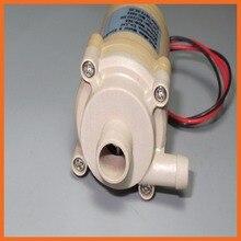 large flow brushless water pump full sealed centrifugal pump shower bath heat pump circulating pump WDB-38A 12-24V цена и фото