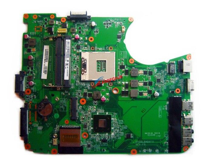 SCHEDA MADRE DEL COMPUTER PORTATILE originale PER Toshiba Satellite L750 L755 A000080670 DA0BLBMB6F0 di Prova Spedizione GratuitaSCHEDA MADRE DEL COMPUTER PORTATILE originale PER Toshiba Satellite L750 L755 A000080670 DA0BLBMB6F0 di Prova Spedizione Gratuita