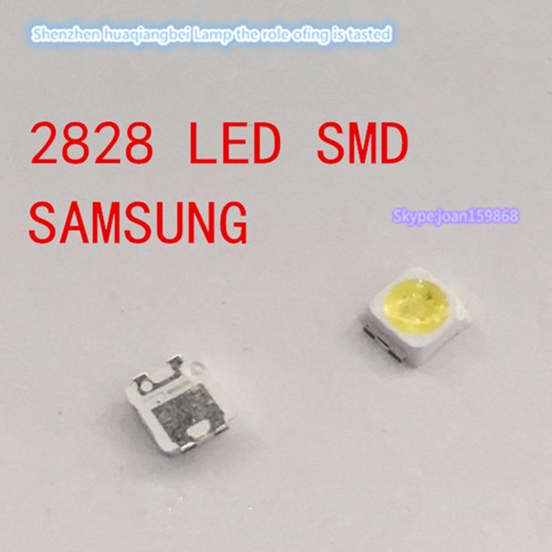 300piece/lot For Samsung Backlight Maintenance Use 1w 3v 3228 2828 Tv Samsung_2014svs48f_3228_l06_rev1.0_131119nhf Lm41-00099e