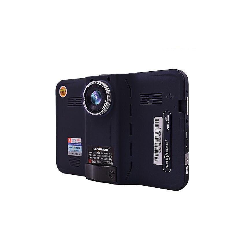 sbhei 7 դյույմանոց GPS Նավիգացիա Android GPS DVR - Ավտոմեքենաների էլեկտրոնիկա - Լուսանկար 5