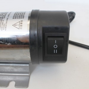 Image 5 - 50L/min AC DC Electric automatic fuel transfer pump for pumping Oil/Diesel/Kerosene/Water small auto refueling pump