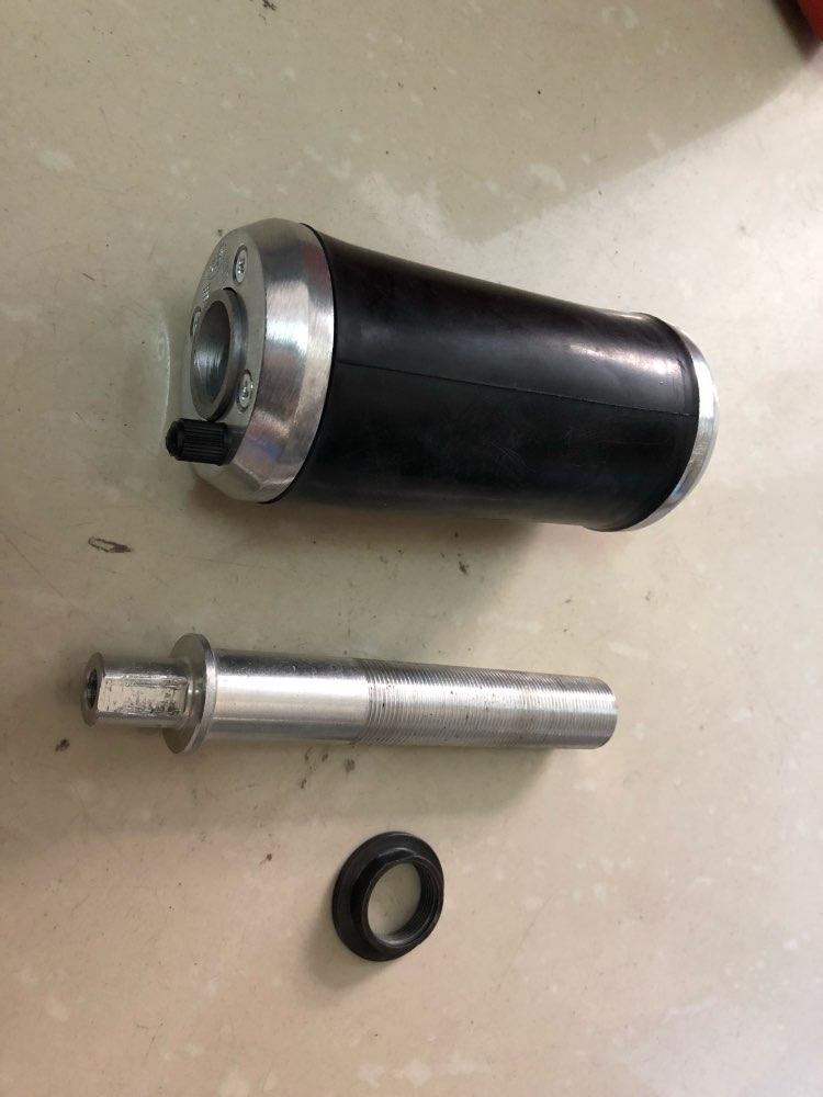 цена на Pneumatic air tools 200 Multi-function Sander Versatile Grinder Die Grinder Deburring Eight Mixing Rubber Wheel 1 inch 25mm