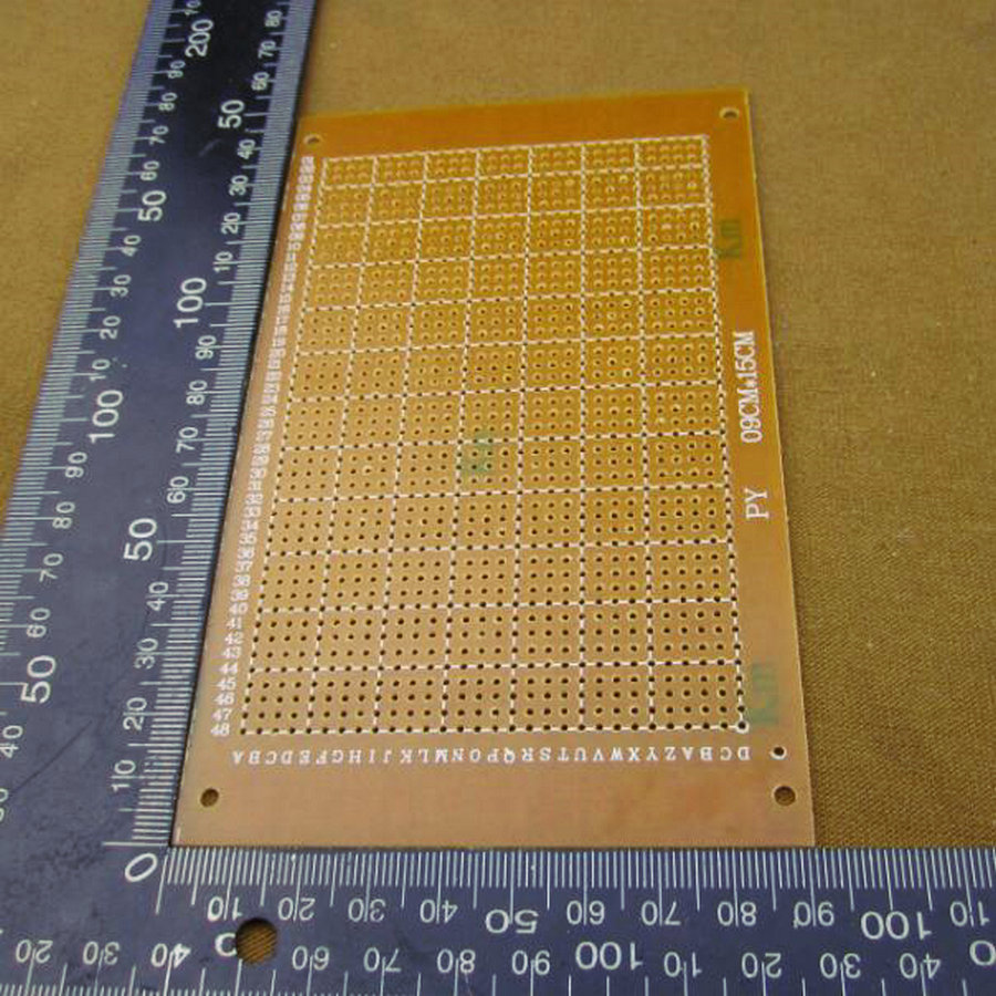 20pcs 9 X 15 Cm Diy Prototype Paper Pcb Universal Board 915 In Experiment Matrix Circuit Single Sided From Electronic Components Supplies On Alibaba Group