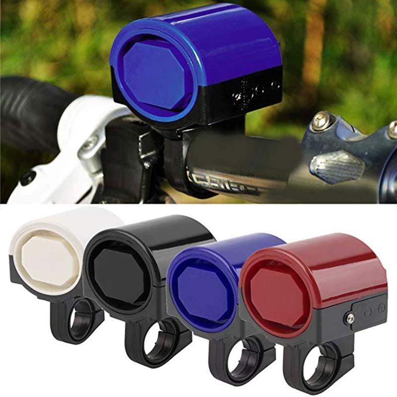 Высокое качество Громкий MTB дорожный велосипед велосипедный электронный Звонок Громкий Рог Велоспорт Hooter сирена сигнал