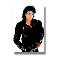 Michael Jackson Posters And Prints Wall Art Canvas Painting Wall Pictures For Living Room No Poster Frame(China)