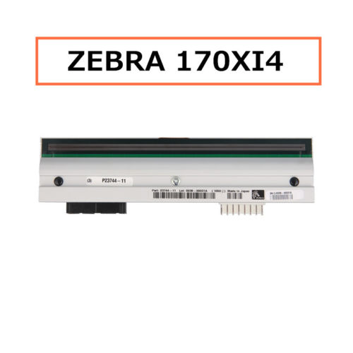 Thermal printhead For Zebra 170XI4 203dpi Thermal Barcode Label Printer High quality  P1004236 original new for zebra mz 220 mobile thermal label printer mini portable bluetooth label printer stock clearance price
