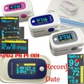 New Pulse Oximeter Beep Alarm SPO2 PR  PI ODI *Sleep Measure  Memory Recall 8h Data Blood Oxygen Monitor 4Directions 6 Modes