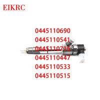 0445110690 0445110541 0445110715 0445110447 0445110533 0445110515 Peças de Motor Diesel Fuel injector common rail 110 serie