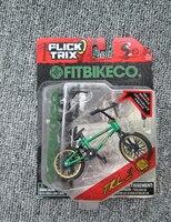 Горячая Продажа! мини DIY Палец велосипед Bmx Diecast Никелевым Finger Велосипедов интересные игрушки ПОДАРОК для детей детей Игрушки