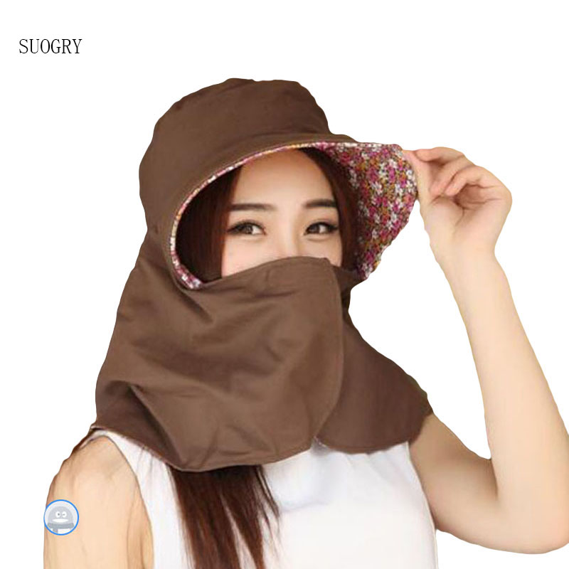 SUOGRY Visor Hats Wide Brim Cap UV Protection Summer Sun Hats For Women