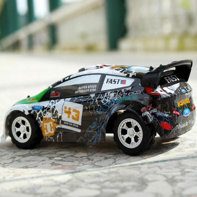 Remote Control Car Wltoys A989 1:24 RC Car 2.4G 25KM/H Topspeed RC Racing Car Remote Control Toys VS L939 Rc Drift Car