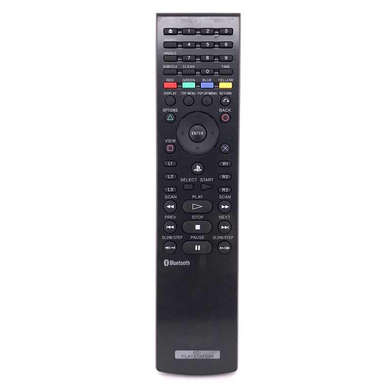 (2 PCS/lot) Used Original CECHZR1U For Sony PS3 BD Remote Control Keyboard For PLAYSTATION 3 Blu-Ray DVD Disc Bluetooth Remoto sony playstation 3 бу