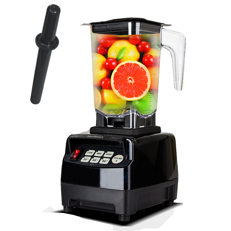 100 Original JTC Omniblend V TM 800A 3HP commercial bar blender mixer juicer food fruit processor