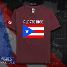 80d703624 Puerto Rico mens t shirt 2018 jerseys nation team tshirt cotton t-shirt  clothes tees
