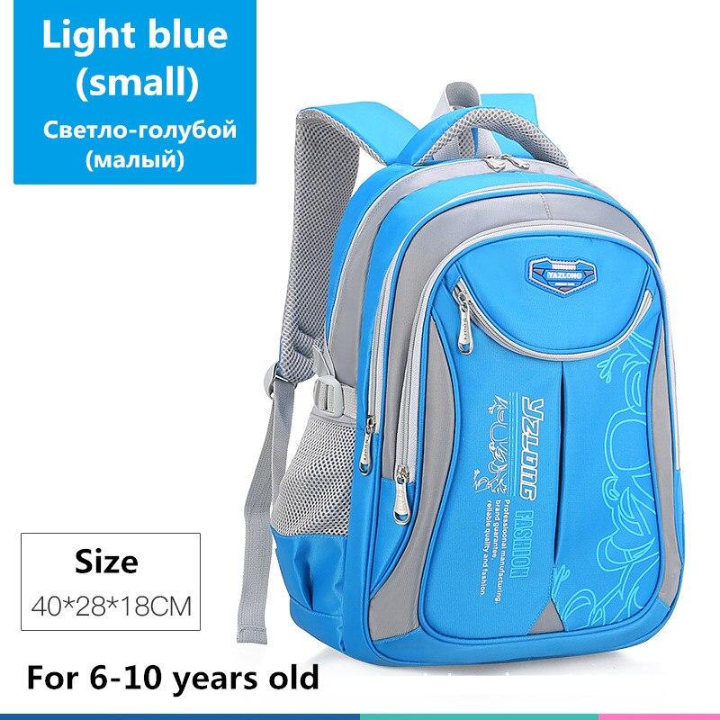 Small-Light blue