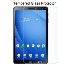 Protector de pantalla para Samsung Tab A6 7.0 pulgadas, 0.26mm 9 H Templado Protector de Pantalla de cristal para Samsung Galaxy Tab 7.0 T280 T285