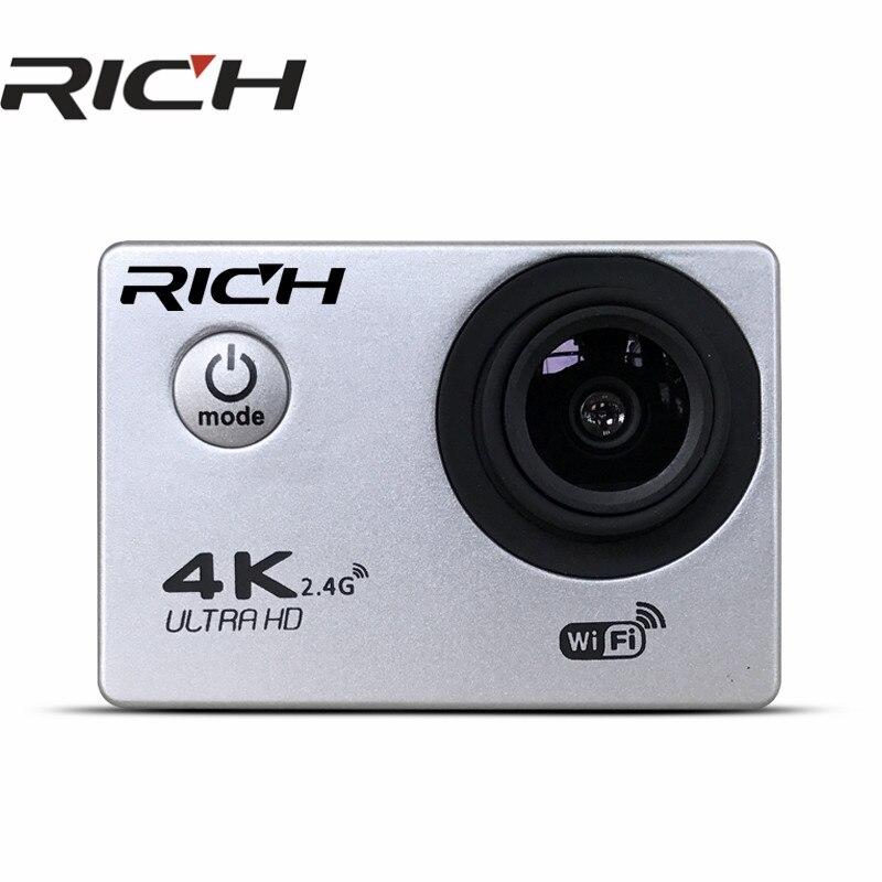 DHL 10 pcs/lot SJ7000R caméra d'action de Style Wifi 2.0 TFT LCD Mini caméra Photo plongée 1080 P HD Sport DV aller plongée Pro Wifi