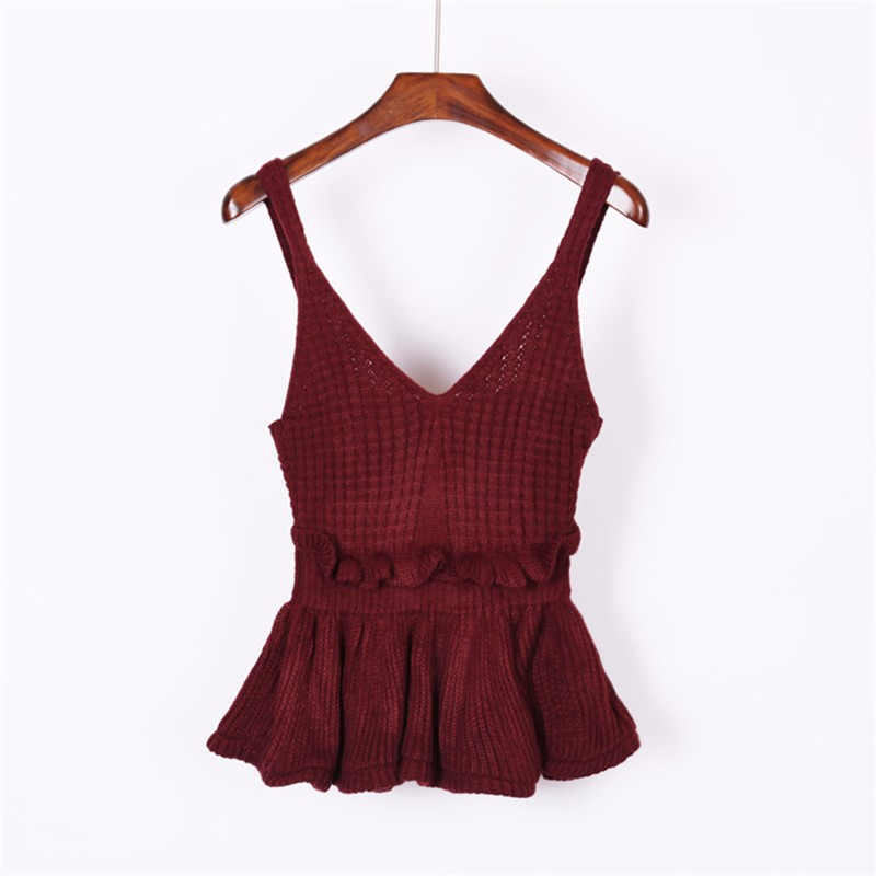 knitted vest 06