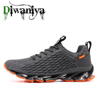 Diwaniya 2019 New Spring Autumn High Quality Men Running Shoes For Outdoor Comfortable Men Trianers Sneakers Men Sport Shoes
