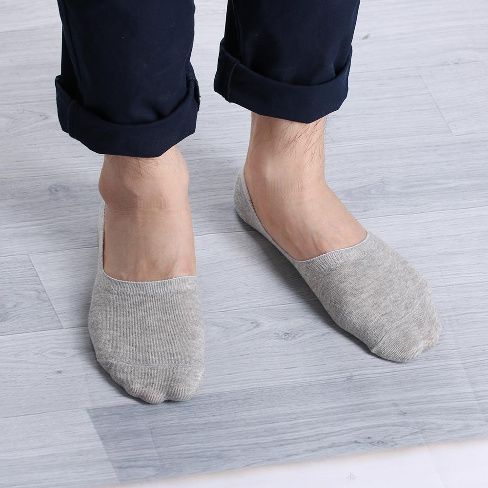 Womens Loafer Boat Invisible No Show Nonslip Liner Low Cut Cotton Fashion Socks