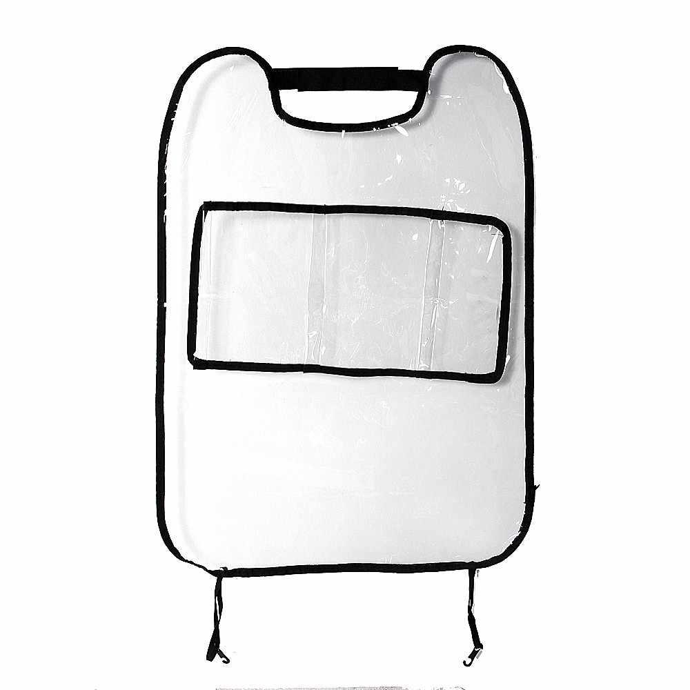 En kaliteli araba oto koltuk arka koruyucu kapak çocuklar için Kick Mat saklama çantası yeni araba aksesuarları