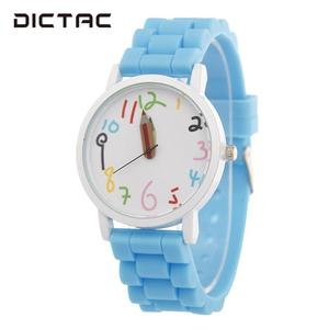 Quartz Silica Gel Watchband St