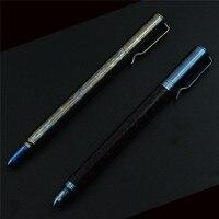 CH Tactical pen texture TC4 Titanium alloy outdoor camping defense pen EDC tools