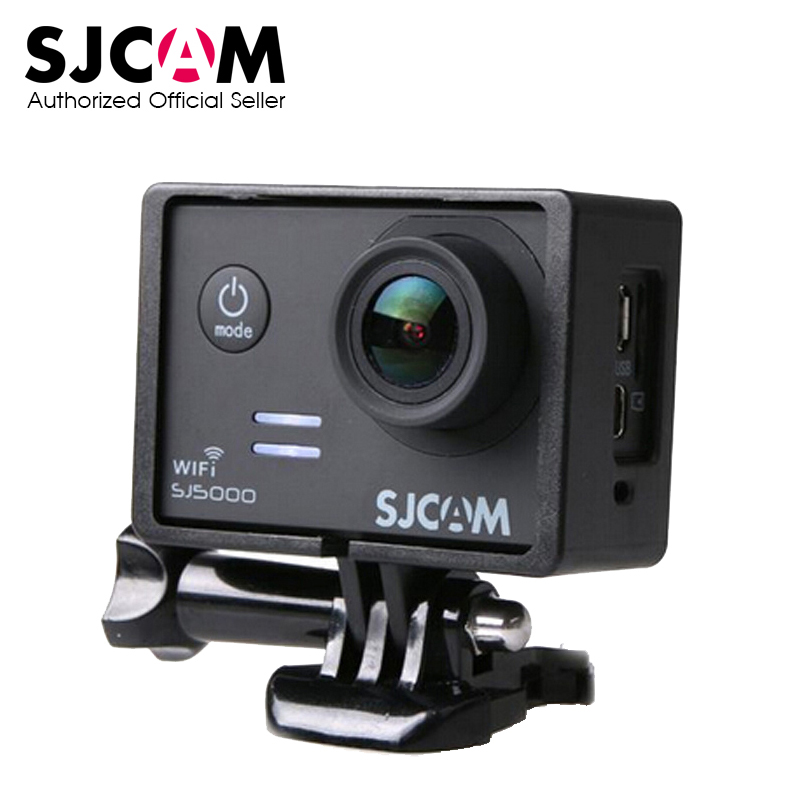 Original SJCAM Accessories Plastic Material New Protective Frame Case for M10 Series  SJ4000 WiFi  SJ5000 + Plus Sport Camera