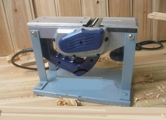 220 В небольшой плоский планирования машина электрорубанка Портативный станок деревообрабатывающий