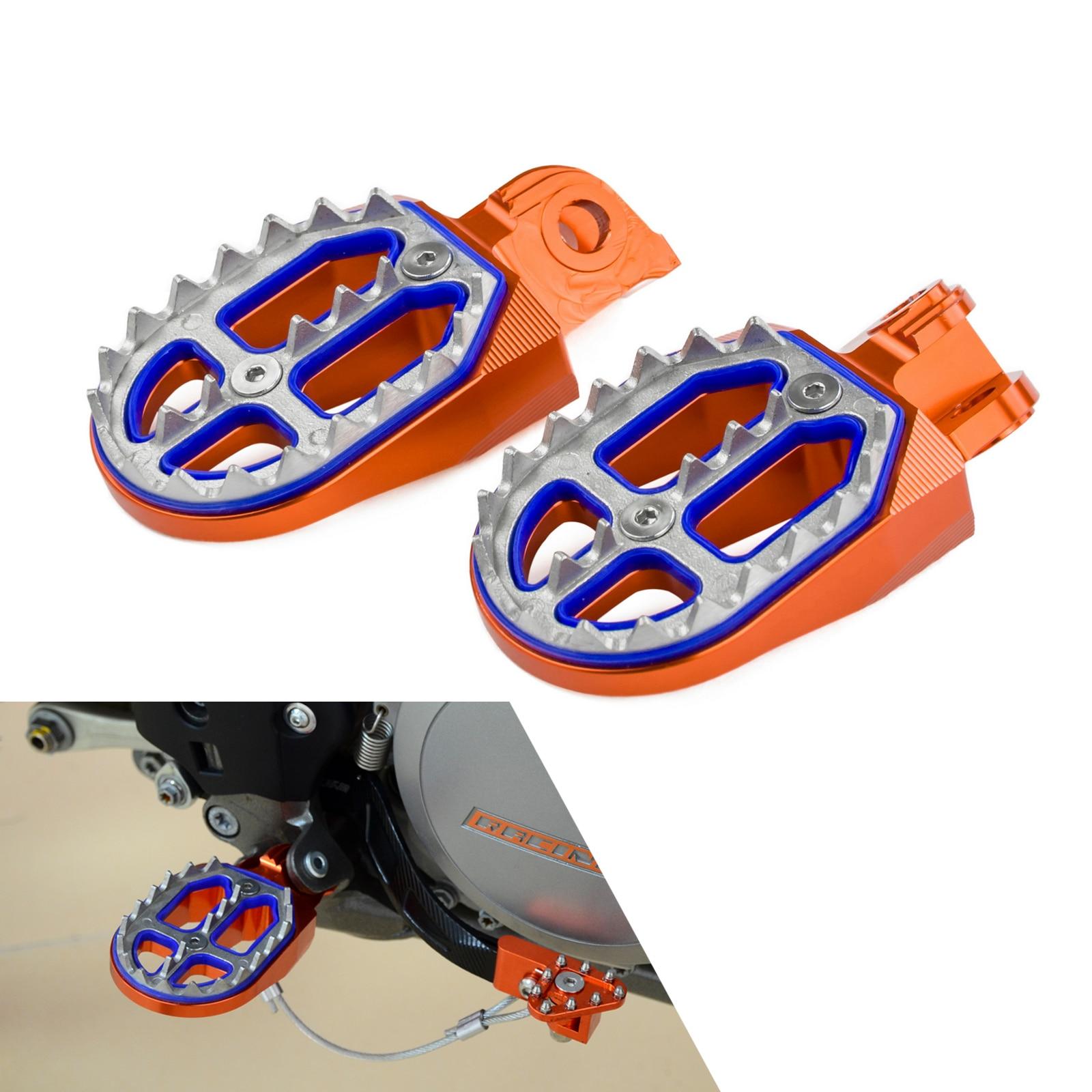 Billet MX Cilindri pentru picioare pentru pedale pentru KTM EXC SX SXF XC XCF 65 85 125 200 250 300 350 400 450 525 530 690 950 990 1090 1190 1290