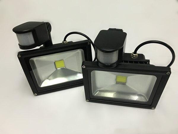 Pir Led Security Light Circuit Schematic