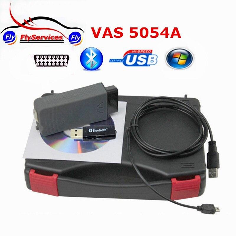 Prix pour Professionnel Vas5054a Bluetooth ODIS V3.0.3 VW Bluetooth VAS5054 VAS 5054 VAS 5054a Diagnostic Support Multi-Langue