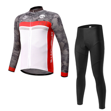 Hot Products Cycling Jersey Set Long Bike Clothing MTB Cycle Pro Team Lightweight Breathable J
