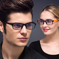 ULTEM(PEI)-Tungsten Computer Goggles Anti Blue Laser Fatigue Radiation-resistant Eyeglasses Glasses Frame Oculos de grau 1302