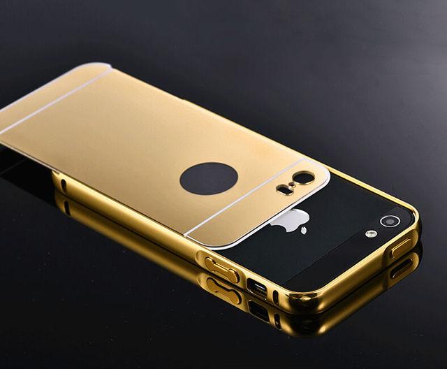 Slick Worth IPhone 6 Case Luxurious Plating Aluminum Body