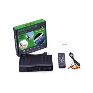Image 5 - Full HD DVB T2 S2 Combo Decoder + wifi Satellite Receiver Support IKS Cccam Youtube Biss Terrestrial Satellite Combo Iptv TV Box