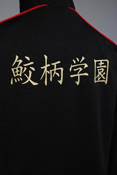 Liber! - Iwatobi Swim Club Matsuoka Rin Jacket Coat Cosplay Costum - Costume carnaval - Fotografie 6